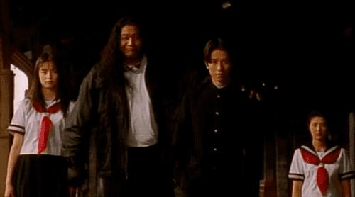 Fudoh: The New Generation GAIJIN RIDER Yanki and Bosozoku Culture TV and Movies