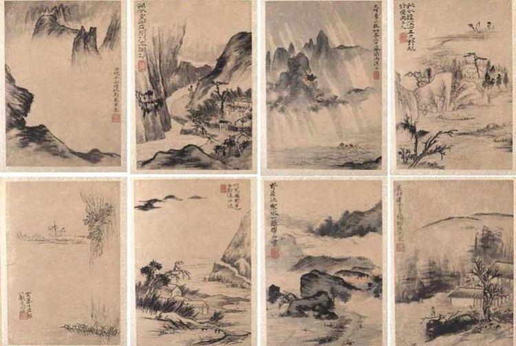 Fujian Beautiful Landscapes of Fujian
