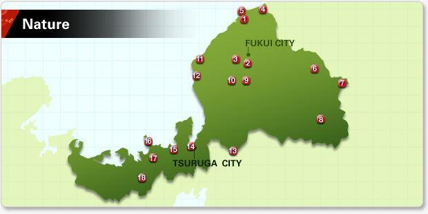 Fukui Prefecture Tourist places in Fukui Prefecture