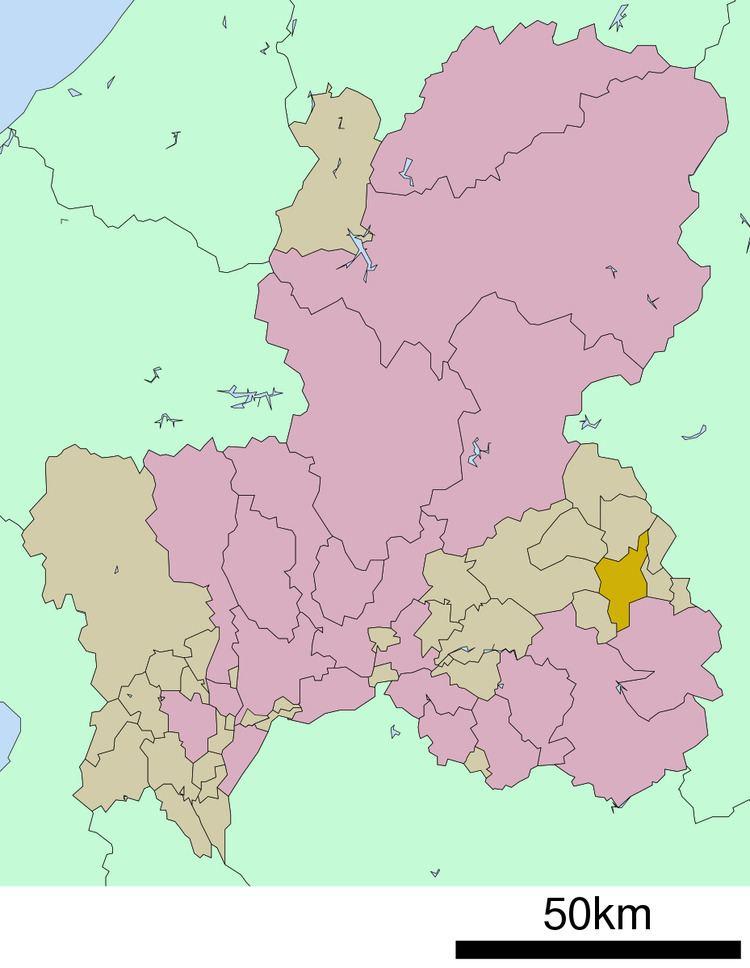 Fukuoka, Gifu