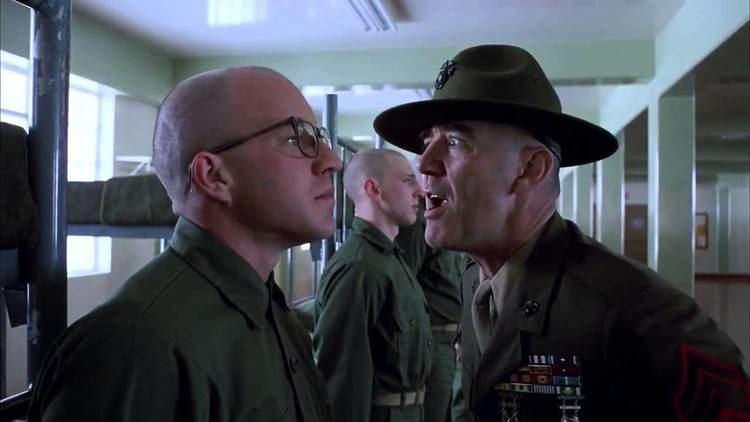 Full Metal Jacket Full Metal Jacket Gunnery Sergeant Hartman YouTube