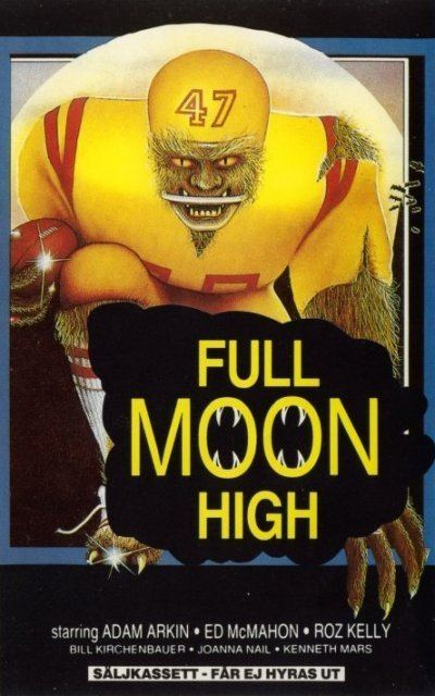 Full Moon High Retro Review 1981 Full Moon High Corona Coming Attractions
