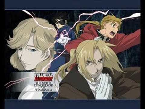 Fullmetal Alchemist the Movie: Conqueror of Shamballa Fullmetal Alchemist the Movie Conqueror of Shambala KelasLets