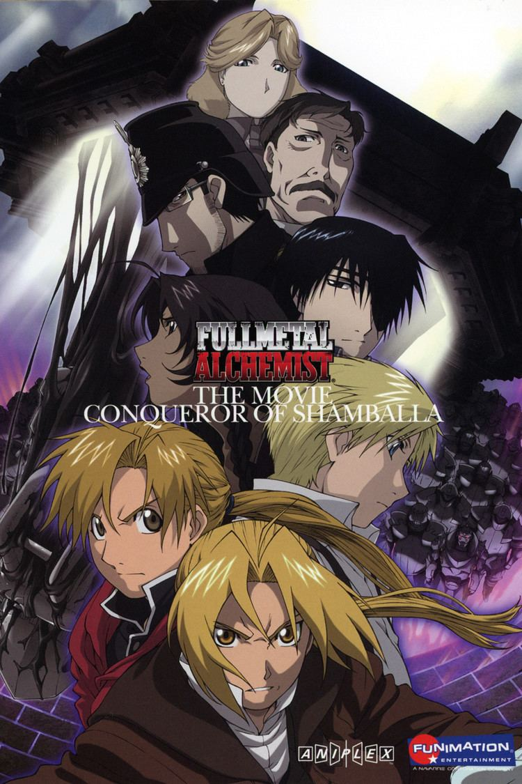 Fullmetal Alchemist the Movie: Conqueror of Shamballa wwwgstaticcomtvthumbdvdboxart172328p172328