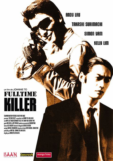 Fulltime Killer Fulltime killer film 2001