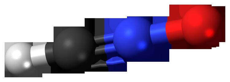 Fulminic acid FileFulminic acid 3D ballpng Wikimedia Commons