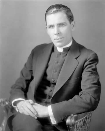 Fulton J. Sheen Fulton J Sheen American Catholic bishop Britannicacom