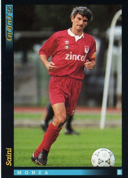 Fulvio Saini MONZA Fulvio Saini 197 Score GOLD 93 Italian League Football