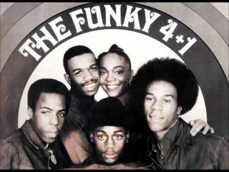 Rodney Stone Funky Four Plus One