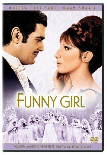Funny Girl (film) Amazoncom Funny Girl Barbra Streisand Omar Sharif Kay Medford