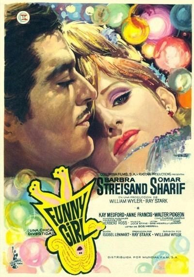 Funny Girl (film) Funny Girl Movie Review Film Summary 1968 Roger Ebert