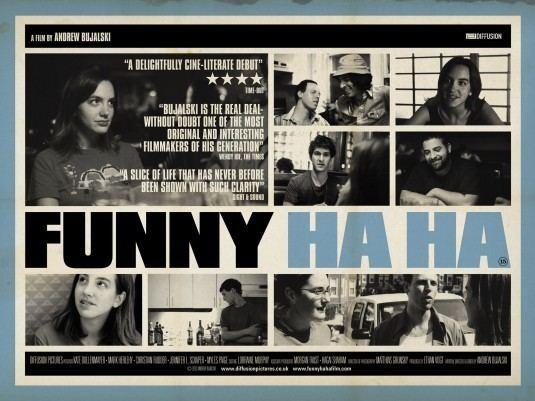 Funny Ha Ha Funny Ha Ha Movie Poster 2 of 2 IMP Awards