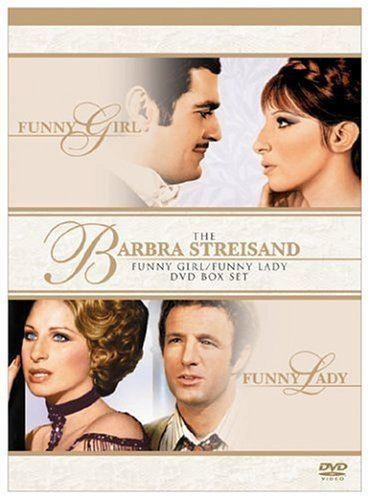 Funny Lady Amazoncom Funny GirlFunny Lady Barbra Streisand James Caan