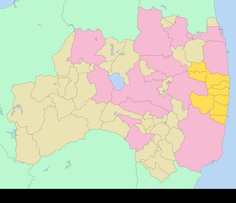 Futaba District, Fukushima