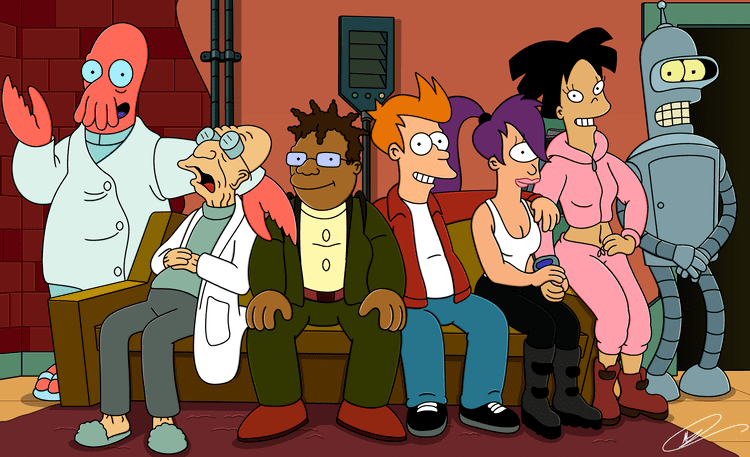 Futurama Top 10 Best Futurama Episodes The Natterbox