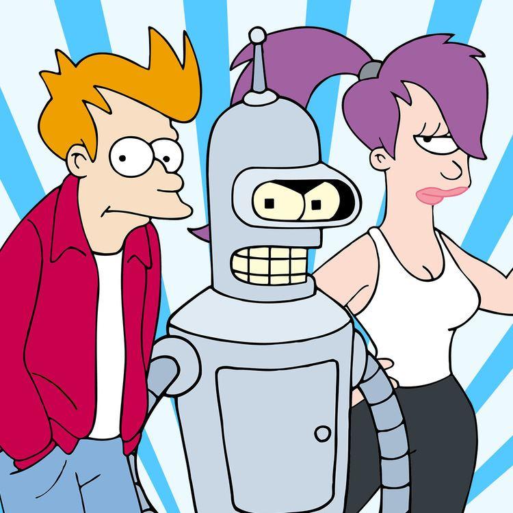 Futurama Futurama Series Comedy Central Official Site CCcom
