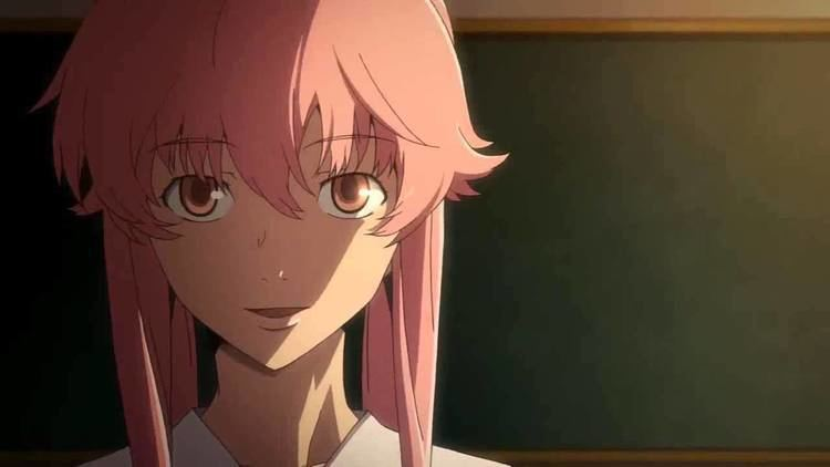 Future Diary Future Diary Trailer YouTube