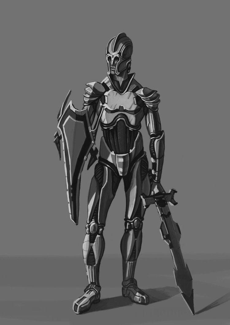 Future Knight Future knight by fastleppard on DeviantArt