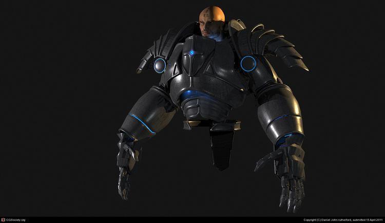 Future Knight Future knight WIP by Daniel John rutherford 3D CGSociety