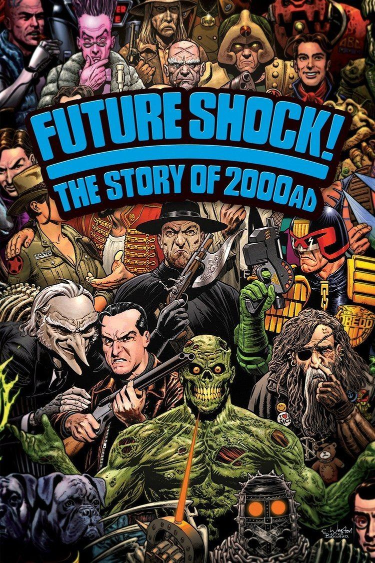 Future Shock! The Story of 2000AD wwwgstaticcomtvthumbmovieposters11089741p11