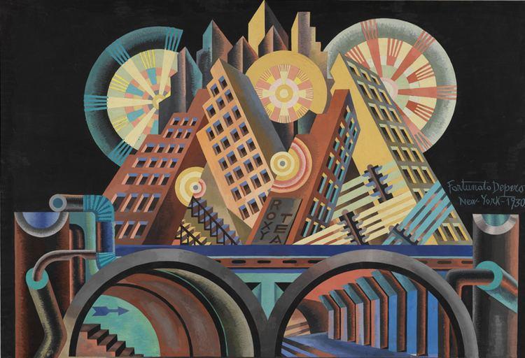 Futurism Italian Futurism 19091944 Reconstructing the Universe