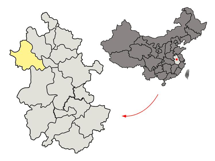 Fuyang in the past, History of Fuyang