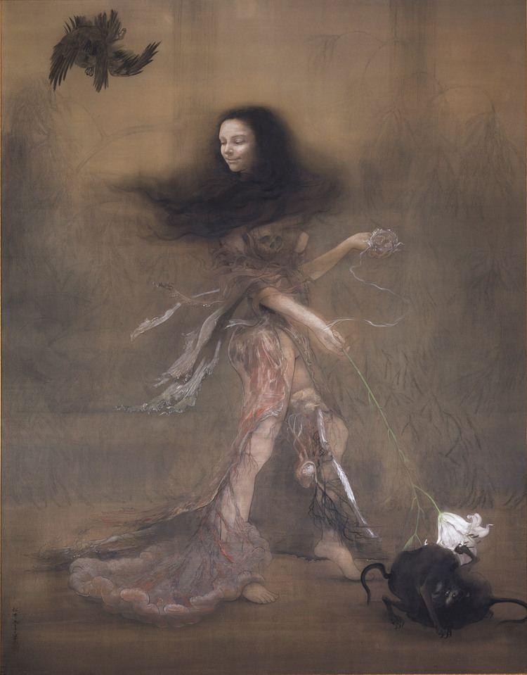 Fuyuko Matsui Fuyuko Matsui finds vitality in decay The Japan Times