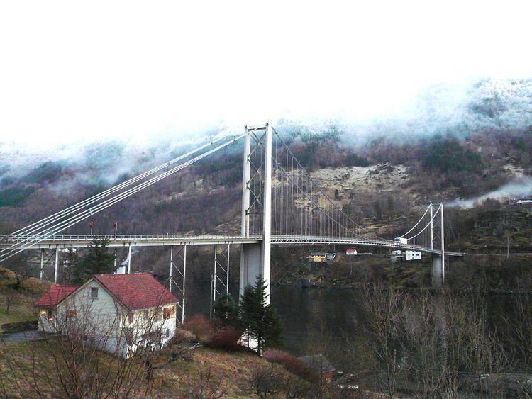 Fyksesund Bridge
