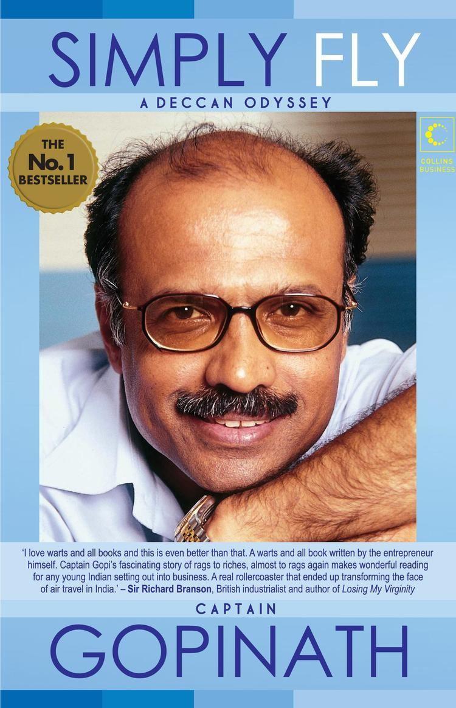 G. R. Gopinath HarperCollinsPublishers India G R Gopinath