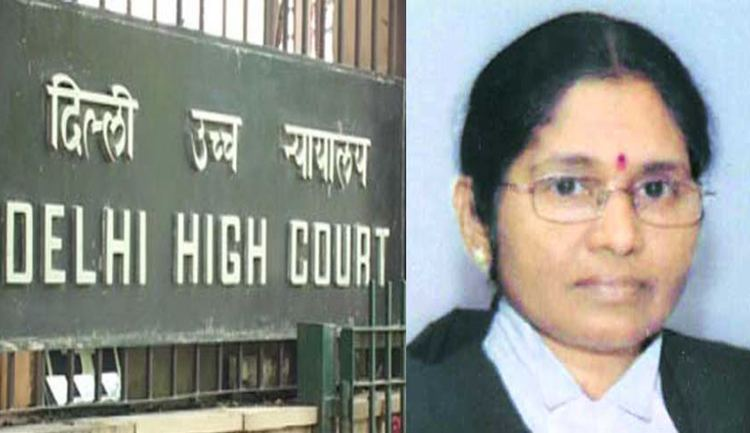 G. Rohini Justice G Rohini becomes the first woman Chief Justice of