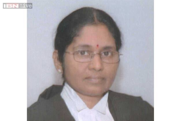 G. Rohini Justice G Rohini to be Delhi HC39s first woman chief
