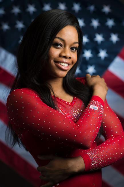 Gabby Douglas Gabby Douglas Girls Gymnastics Motivation Wall Decor Daughter