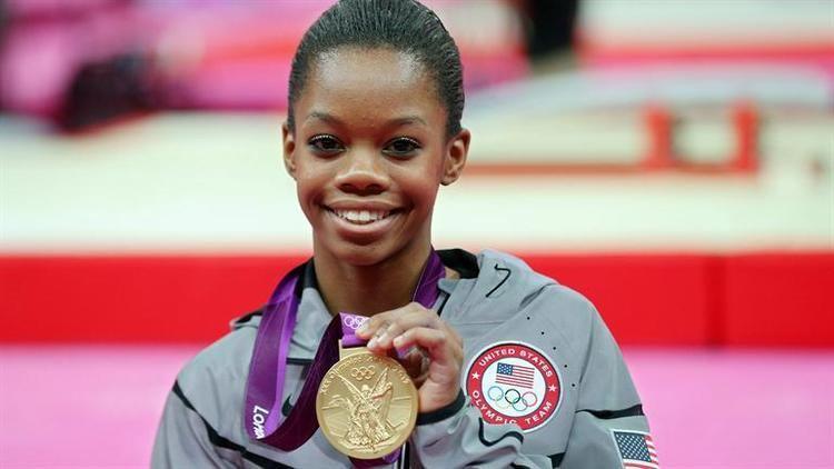 Gabby Douglas Gabby Douglas Athlete Gymnast Biographycom