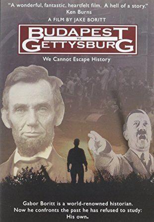 Gabor Boritt Amazoncom Budapest to Gettysburg Gabor Boritt Ken Burns Peter