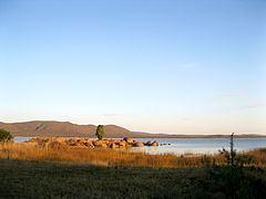 Gaborone Dam httpsuploadwikimediaorgwikipediacommonsthu
