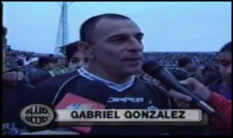 Gabriel González (Paraguayan footballer) httpsiytimgcomviUYeN50Xkfsmaxresdefaultjpg