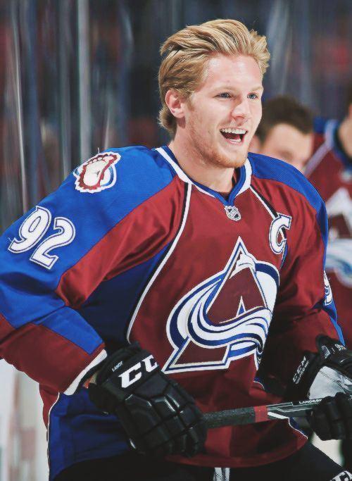 Gabriel Landeskog Gabriel Landeskog Swedish NHL player for the Colorado