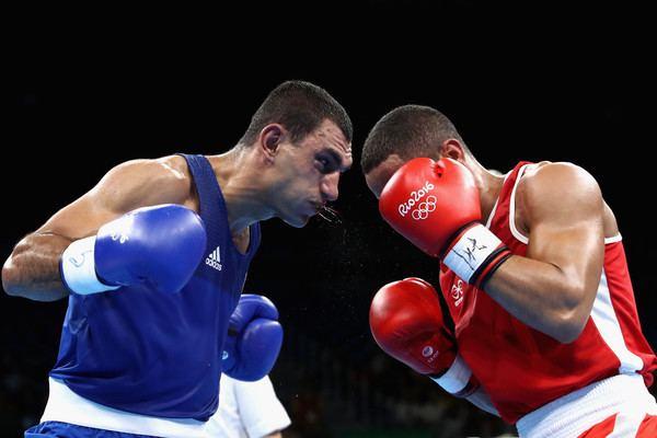 Gabriel Maestre Gabriel Maestre Photos Photos Boxing Olympics Day 3 Zimbio