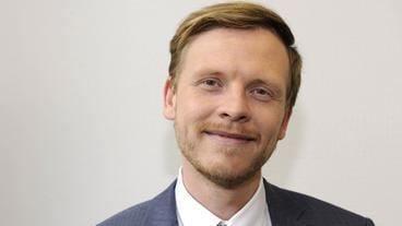 Gabriel Markus Markus Gabriel Speaker IAI TV