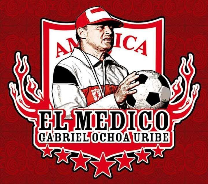 Gabriel Ochoa Uribe Hoy llega a sus 87 aos El Medico Gabriel Ochoa Uribe DT del