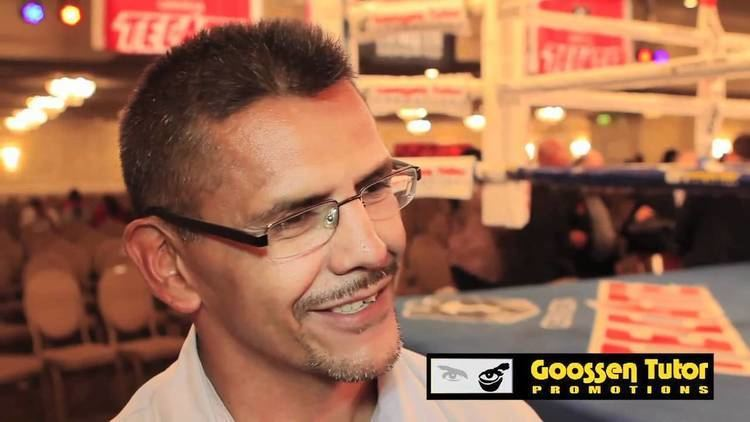 Gabriel Ruelas Gabriel Ruelas talks Sportsmen39s Lodge Fight Series YouTube