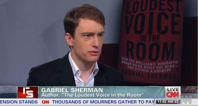Gabriel Sherman Gabriel Sherman Tags Media Matters for America