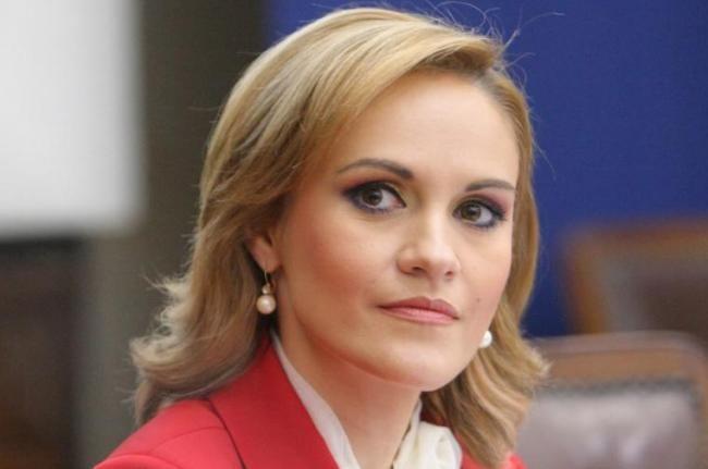 Gabriela Firea Senator Firea questioned by PICCJ on Traian Basescu39s