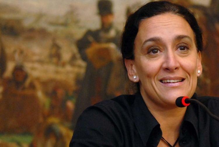Gabriela Michetti Cambiemos Vice Presidential Candidate Michetti Taken Ill