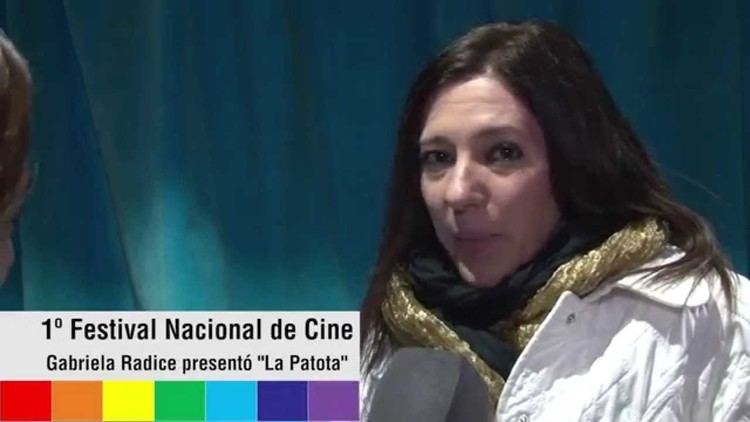 Gabriela Radice 1 Festival Nacional de Cine Gabriela Radice present La Patota