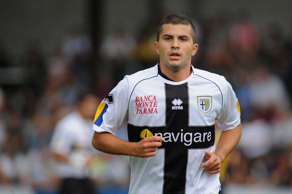 Gabriele Paonessa Gabriele Paonessa Pictures FC Parma v Rappesentativa