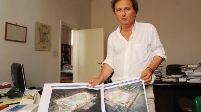 Gabriele Tagliaventi Tagliaventi Riguardo il restyling del DallAra la grande fortuna