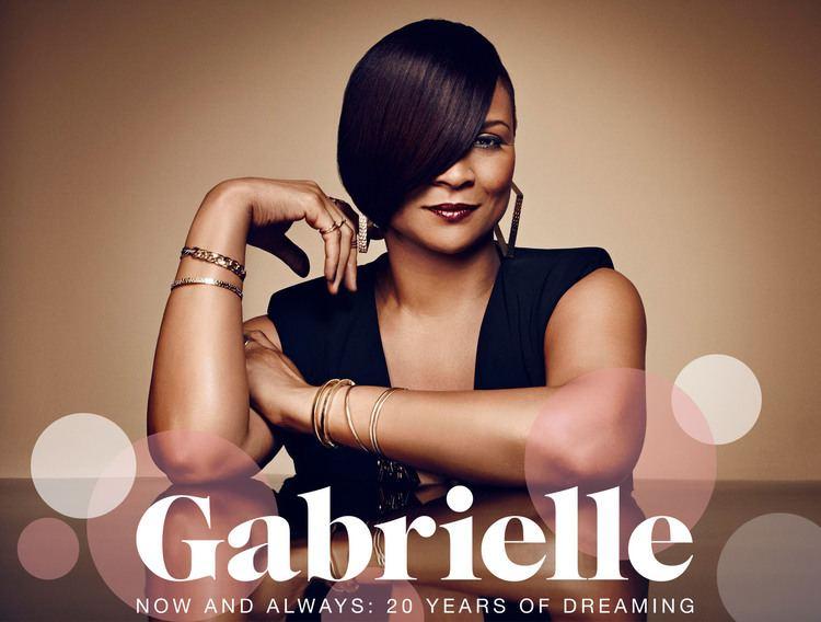 Gabrielle (singer) GABRIELLE CELEBRATES 20 YEARS WITH NEW ALBUM Gabrielle
