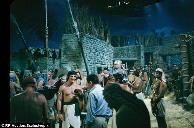 Gaby (film) movie scenes The Ten Commandments is considered one of the most financially successful films ever made It