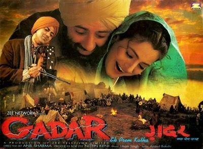 Gadar Ek Prem Katha Turns 15 Today The Film Th DesiMartini